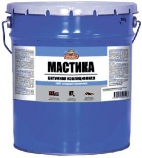 МАСТИКА Битумная изол. 16 кг/20л/ ОПТИЛЮКС ведро