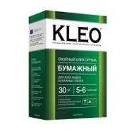 Клей KLEO OPTIMA д/бумажных обоев 5-6р 120г (25-30кв.м) /20/