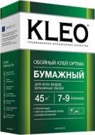 Клей KLEO OPTIMA д/бумажных обоев 7-9р 160г (35-45кв.м) /20/