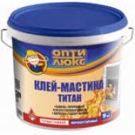 Клей-мастика ТИТАН ОПТИМАКС  9кг, ведро