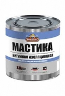 МАСТИКА Битумная изол. 1,8 кг ОПТИЛЮКС банка /6/