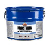 МАСТИКА Битумная изол. 5 кг ОПТИЛЮКС ведро