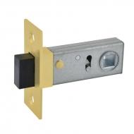 Защ.дверная магнит. С-50М (мат.латунь)