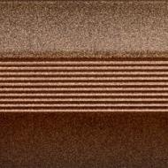 СТЫК узкий 25 мм, 0,9м БРОНЗА