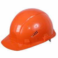 Каска строительная оранж.