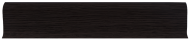 Плинтус Лайн Пласт Темный клен LТ011
