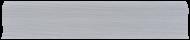 Плинтус Лайн Пласт Серый дуб L061