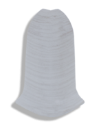 Угол наружный Лайн Пласт Серый дуб L061