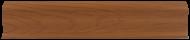 Плинтус Лайн Пласт Тасманское дерево L055