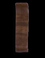 Соединитель Лайн Пласт Орех темный L017