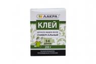 Клей ЛАКРА универсальный 200г 5-6 рулонов /12/