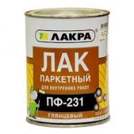 Лак ПФ-231 0,8кг паркетный гл.(Л-С) /10/