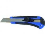 Нож широкий профи Twist lock 18мм (Л-С) /144