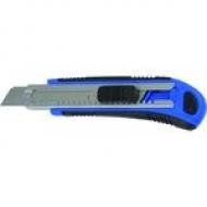 Нож широкий ПРОФИ автомат + 5 лезвий (Л-С)