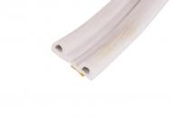 Уплотнитель P-профиль 5.5*9мм, 100м белый